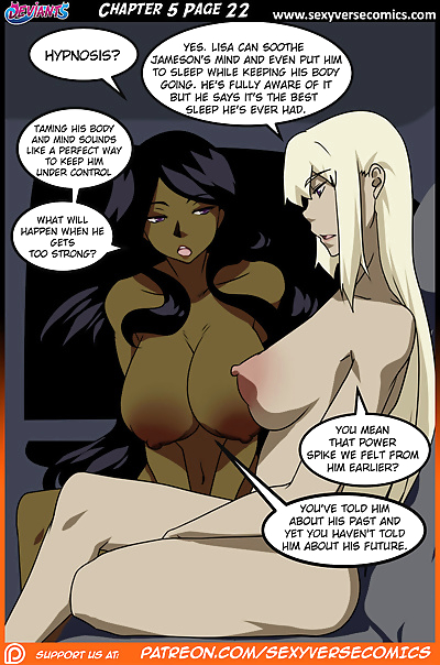 Deviants - part 8