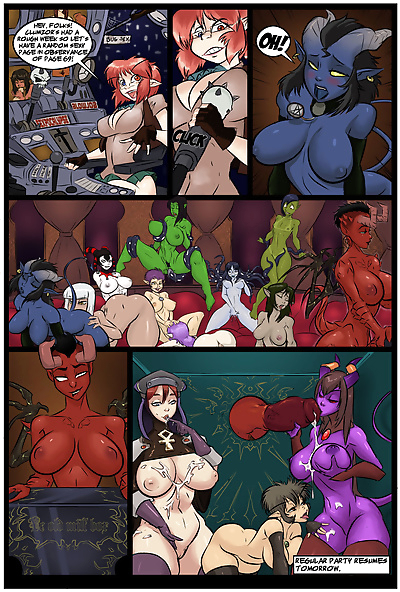 The Party - part 12
