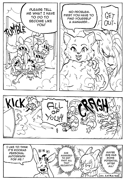 Furry Fight Chronicles -..