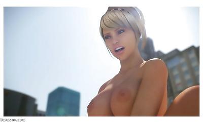 Futanari dickgirls porn -..