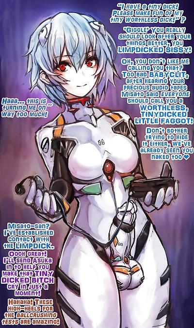 Shemale comics porn - part 4