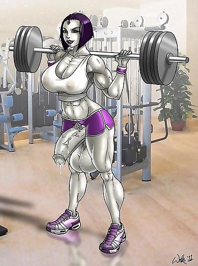 Workout dickgirls porn -..
