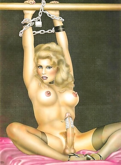 Dickgirls bondage porn -..