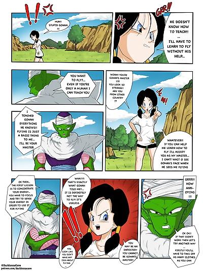 darktoons 洞窟 緑 master..