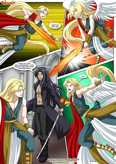 The Carnal Kingdom 6: Redemption Part 3 - Angels and Demons - part 4