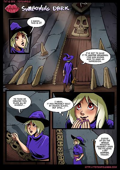 The Cummoner - part 11