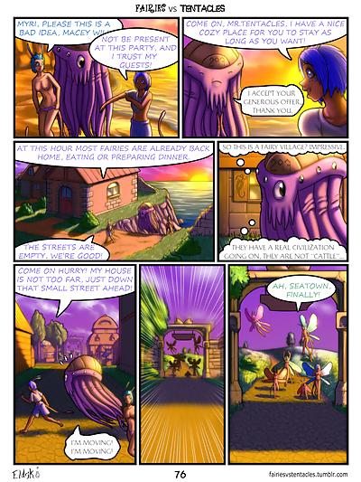 Fairies vs Tentacles Ch. 1-3 - part 4