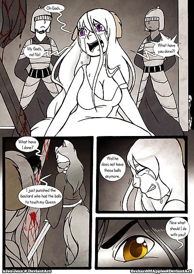 Between Kings and Queens - part 7