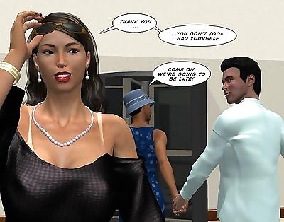 Latina housewife 3d xxx comics anime voyeur toon hentai cartoon - part 607