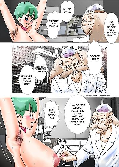 Dragon Ball- Mesubuta dragon wife